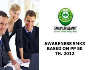 Awareness SMK3 PP 50