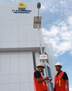 Obsevasi Proyek PLN PSB Sumatera