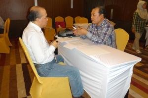 Uji kompetensi wawancara