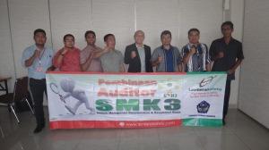 Auditor SMK3 Kemenaker