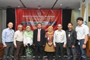 Pengurus A2K4 DPW DKI Jakarta