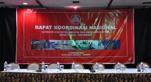 Rapat Koordinasi A2K4 2013