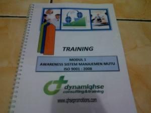 Modul Awareness ISO 9001_2008