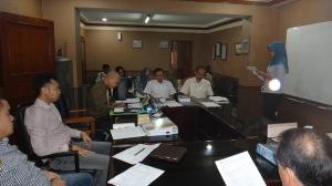 OPening Meeting Audit Internal SMK3