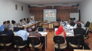 Suasana Pelatihan Auditor SMK3