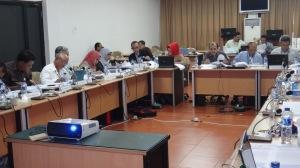 Suasana Ujian Auditor SMK3