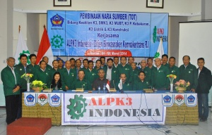 Train of Trainer Kemenakertrans