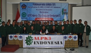 Training of Trainer Kemenakertrans