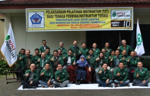 Training of Trainer TOT Kemenakertrans