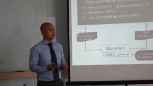 Instruktur Auditor SMK3