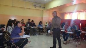 Training ISO 9001 STIKM Indonesia Maju