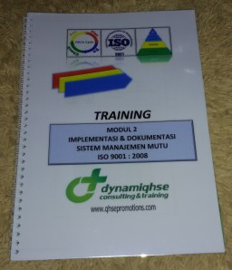 Training ISO 9001 Document Control