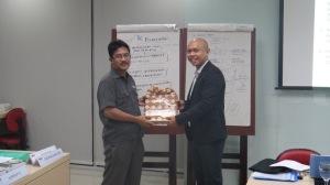 Hadiah bagi Nilai Post Tertinggi ISO 9001