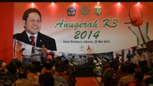 Anugerah SMK3 2014
