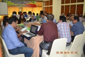 Diskusi Kelompok Auditor SMK3