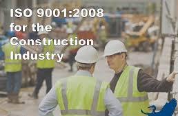 ISO 9001 di Konstruksi