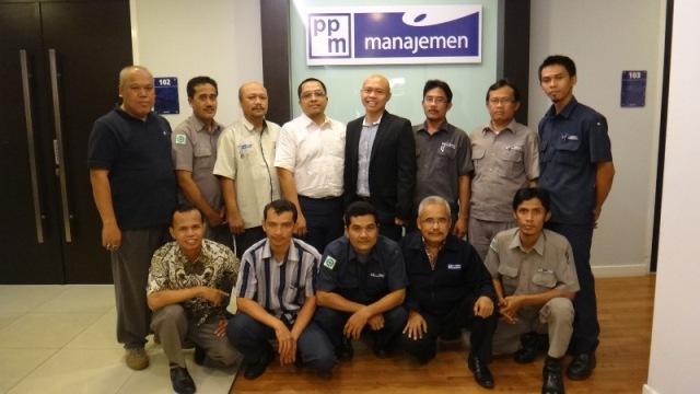 Auditor Mutu Internal ISO 9001 PPM Manajemen