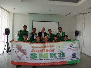 Auditor SMK3 Kemenakertrans RI
