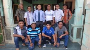 Foto Bersama Pelatihan K3