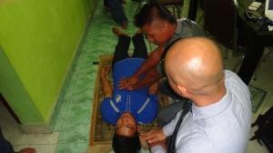 Praktek CPR