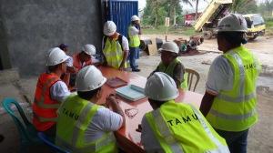 Pelatihan Ahli Muda K3 Konstruksi