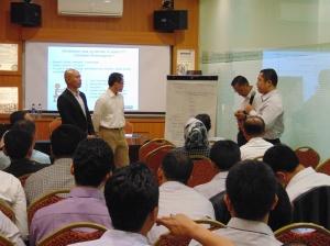 Instruktur K3 untuk outsourcing