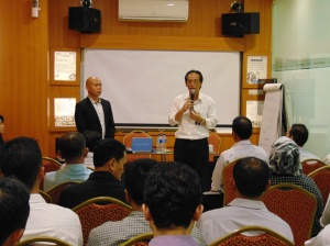 Perusahaan Outsourcing pelatihan K3
