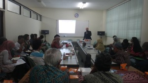 Pelatihan ISO 9001:2008 IPB lanskap