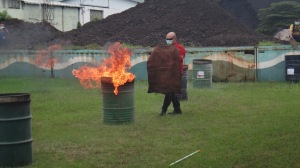 Instruktur K3 Kebakaran