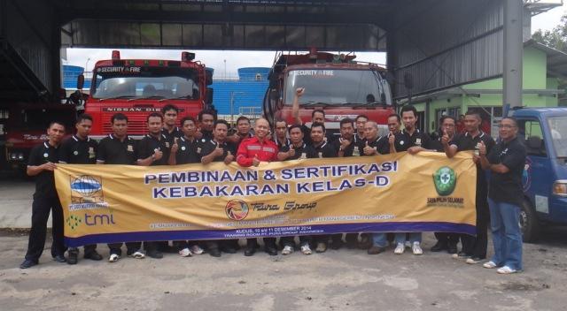 Petugas Peran Kebakaran
