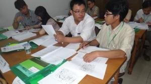 10. Peserta Training SMk3