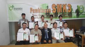 24. Pembinaan SMK3 Palembang