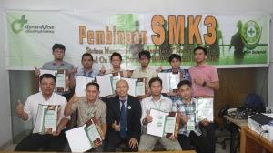 25. SMK3 Training Palembang