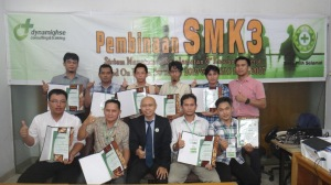 25. SMK3 Training Palembang