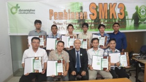 26. SMK3 Training Palembang