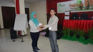 Pelatihan SMK3 PP 50 Th.2012 & OHSAS 18001:2007 Palembang