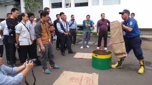 Pelatihan APAR & Hidran Dynamiqhse