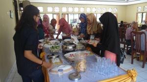 12. Lunch Bersama SMK3