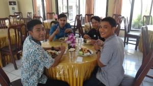 13. Lunch Pelatihan SMK3