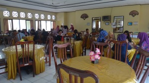 15. Makan Siang Training SMK3