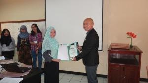 31. Sertifikat Pelatihan SMK3 PP 50 2012