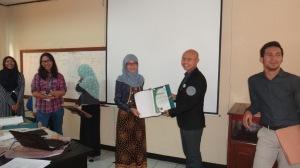 32. Sertifikat training SMk3