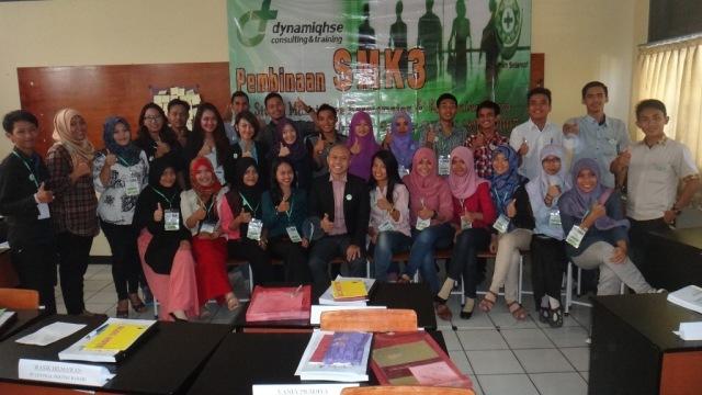 37. Pelatihan SMK3 Lampung