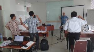 Fun pada Saat Training SMK3