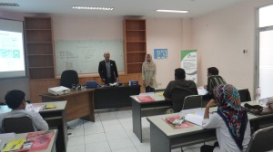 Instruktur Pelatihan SMK3