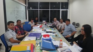PT. Cahaya Abadi Lestari Audit SMK3