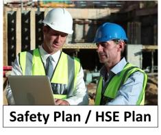 Safety Plan atau HSE Plan