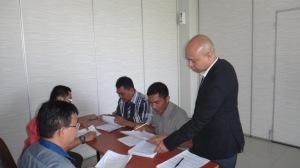 10. Praktek Menjadi Auditor SMK3