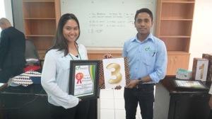 15. Juara 3 Pelatihan K3 Integrasi