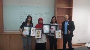 18. Juara Pelatihan Sistem Manajemen Integrasi